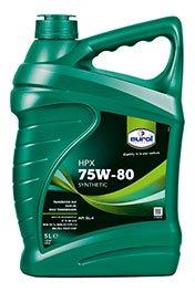 Eurol HPX ZM 75W-80 GL - синтетическая универсальная трансмиссионное масло